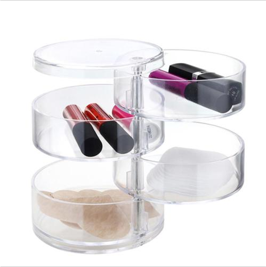 Picture of Cosmetic Organizer 11.5 x 11.5 x 17.5 cm