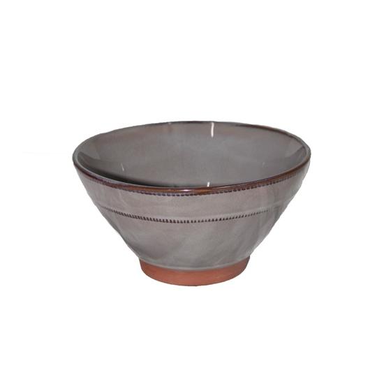 Picture of Colored Ceramic Bowl - 18 x 9 Cm