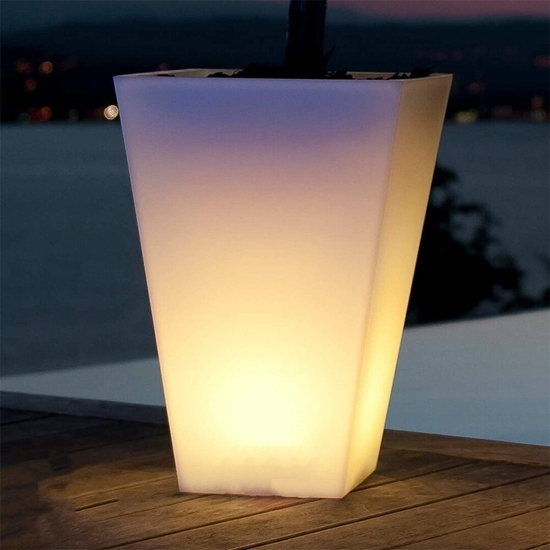 Picture of Glowing LED Flower Pot - 40 x 70 Cm