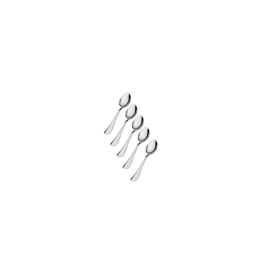 Picture of Stainless Steel Coffee Spoon, 6 Pcs - 11 Cm