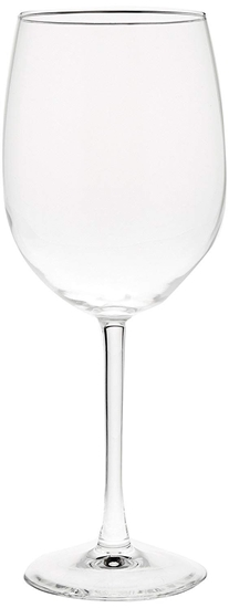 صورة كوب زجاجي قياس 23 × 7.5 سم