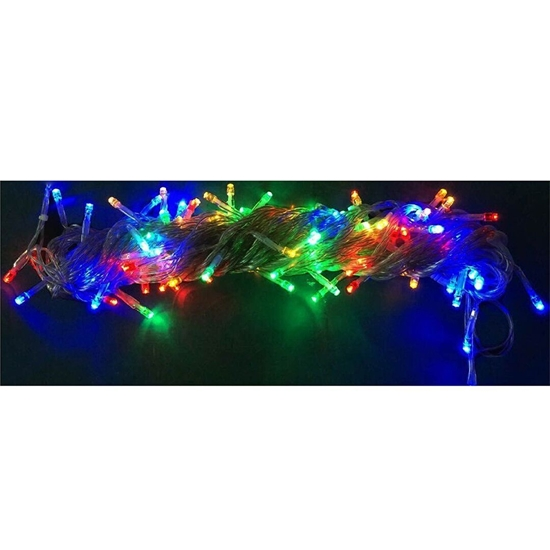 صورة Decorative lighting LED rope (Multicolor) - 10 M