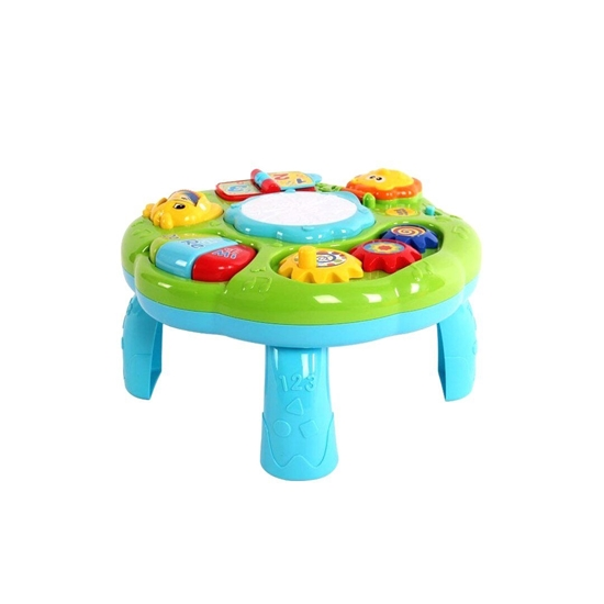 Picture of Musical Learning Table Baby Toy - Electronic Education Toys for Toddlers Early Development Activity Toy