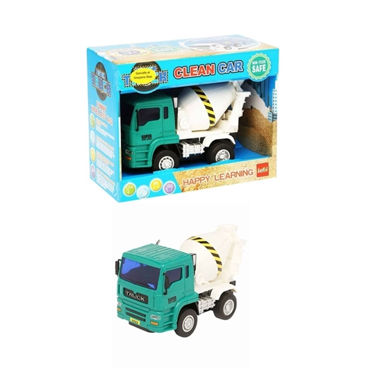 Picture of Mini Truck Toy - 18 x 8 x 10 Cm