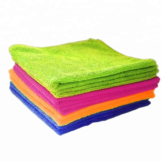Picture of Microfiber Cleaning Cloth Pack - for Cleaning & Cars & Glasses - Best Value & Quality