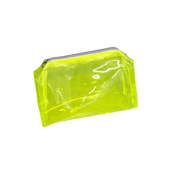 Picture of Plastic with Dots Makeup Bag