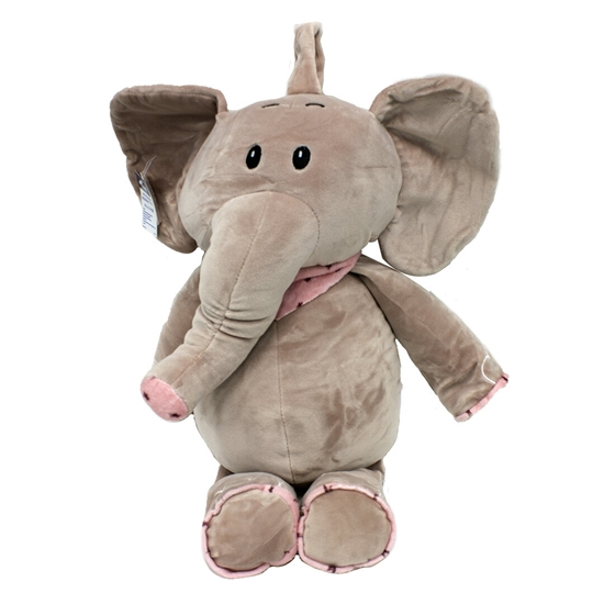 Picture of Elephant Stuffed Toy - 35 Cm