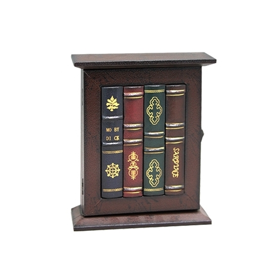 Picture of Book Shaped Key Box - 25 x 21 x 6 Cm