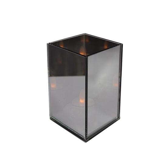 Picture of Glass Tealight Holder - 8 x 12 Cm