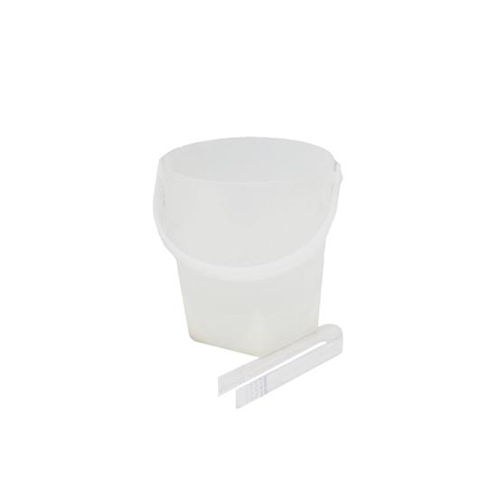 Picture of Plastic Ice Bucket - 16 x 14 Cm