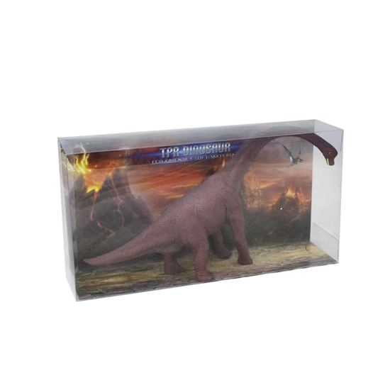 Picture of Plastic Walking Dinosaur Toy - 14 x 25 Cm
