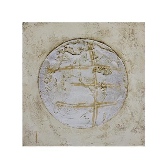 صورة لوحة كانفس مطبوعة  قياس 60 × 60 سم