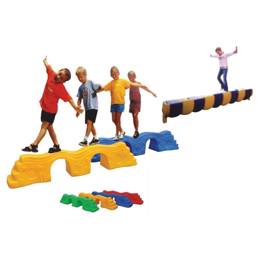 Picture of BALANCE BEAM -  210 x 35 x 40 Cm