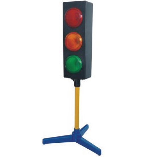 Picture of ELECTRIC TRAFFIC LIGHTS - 30 x 30 x 190 Cm