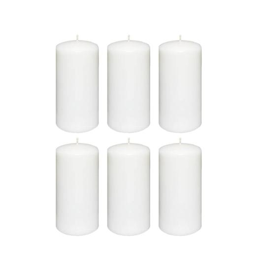 صورة شمع غير معطر- 5 × 11 سم