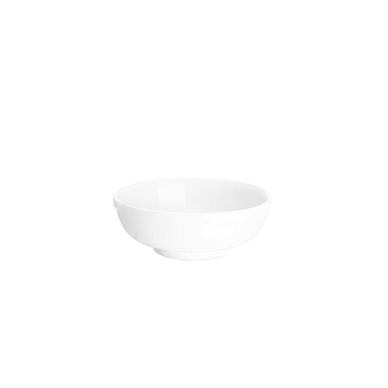 Picture of Ceramic White Bowl - 15 x 5 Cm