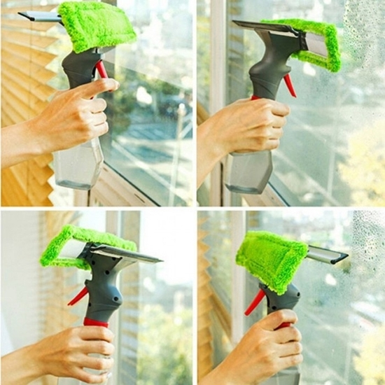 Picture of Glass Mirror Window Cleaner Wiper