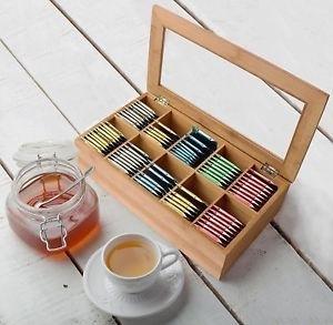 صورة لقسم صنلديق أكياس الشاي
