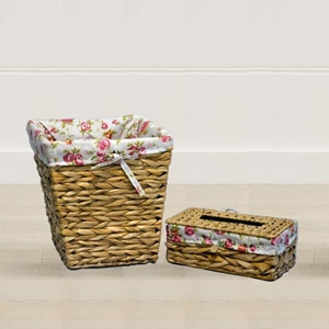 Picture for category BASKET & TISSUE BOX  SET