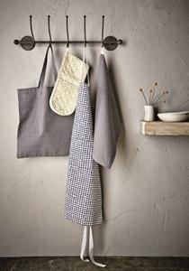 صورة لقسم منسوجات المطبخ