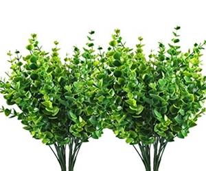 صورة لقسم أعشاب اصطناعية