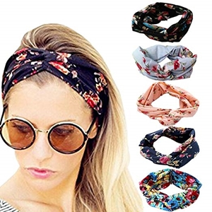 Picture for category HEADBANDS & HEAD WRAPS