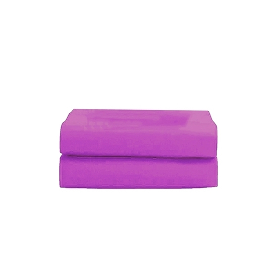Picture of King - Cotton & Polyester Purple Duvet Cover - 260 x 220 Cm