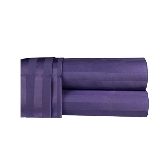 Picture of King - 100% Cotton Purple Duvet Cover - 260 x 220 Cm