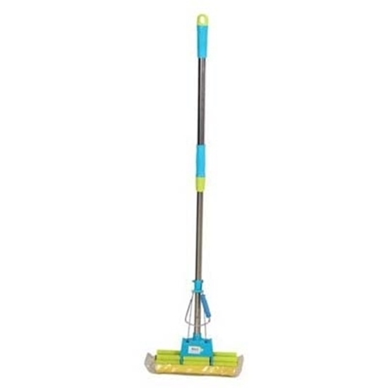 Picture of Mop with Stainless Steel Rod Stick - 1 M x 28 Cm