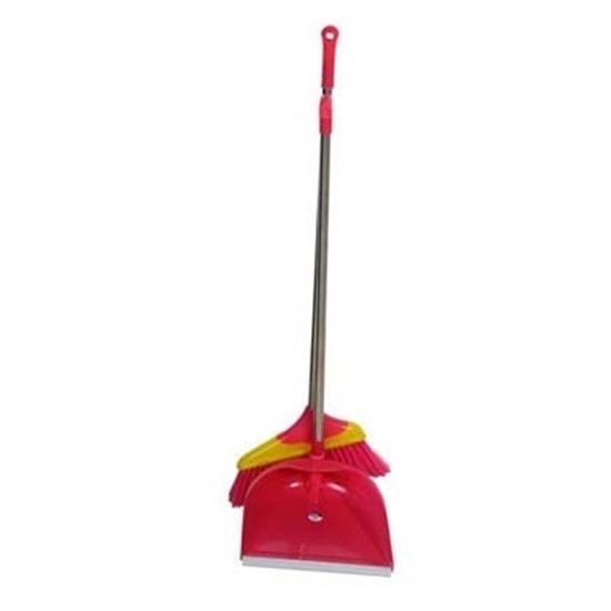 Picture of Dustpan / Broom - 88 Cm / 78 Cm