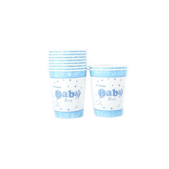 Picture of Baby Boy Paper Cup PAPER CUP