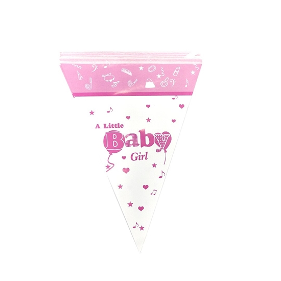 Picture of Baby Boy Girl Party Flag PARTY FLAG