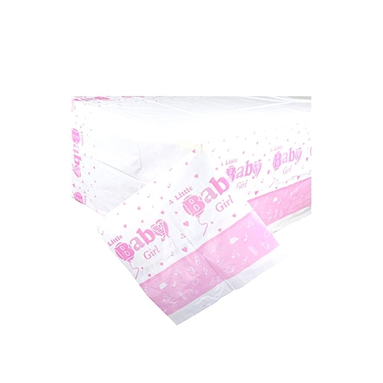 Picture of Baby Girl Table Cloth