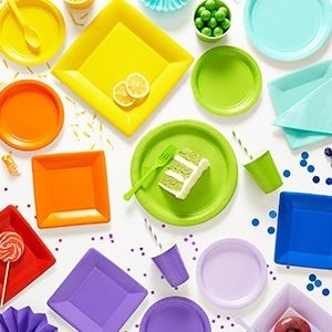 Picture for category SOLID COLOR TABLEWARE