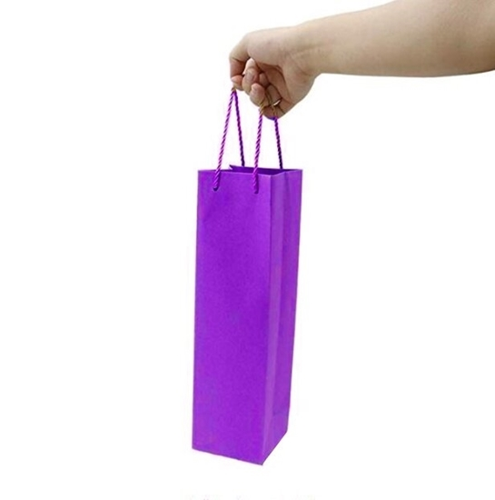 Picture of Solid Color Gift Bag - 12.8 x 36 x 8.4 Cm