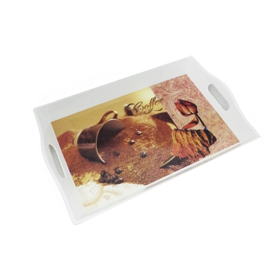 Picture of Melamine Tray - 46 x 31 Cm