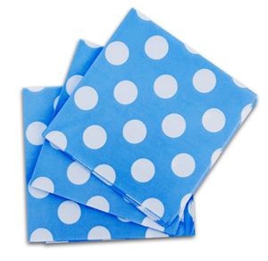 Picture for category POLKA DOT NAPKINS
