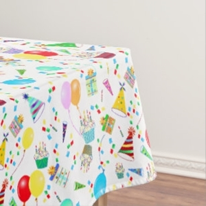 Picture for category BIRTHDAY TABLE CLOTH