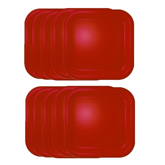 Picture of Paper Plate, 10 PCs - 23 Cm