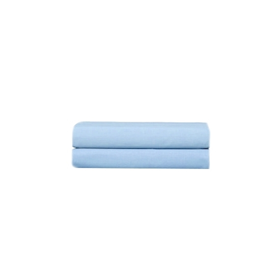 Picture of Blue - Cotton & Polyester Pillowcases Set of 2 - 76 x 51 Cm