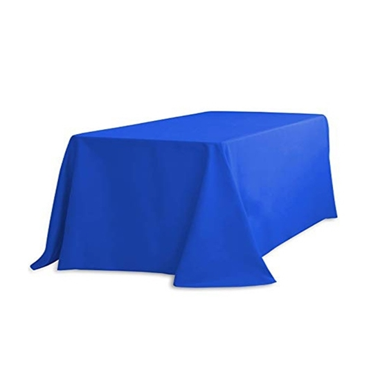 Picture of Disposable Plastic Tablecloth - 140 x 230 Cm