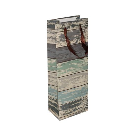 صورة حقيبة هدايا بألوان متعددة  قياس 35 × 12 × 9 سم