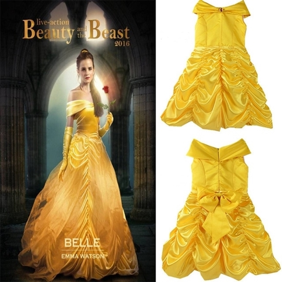 Picture of BEAUTY AND THE BEAST COSTUME