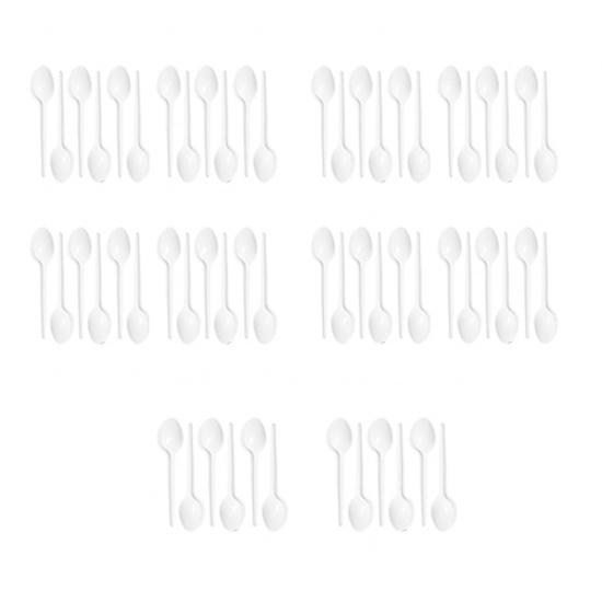 Picture of Plastic Spoons, 50 PCs