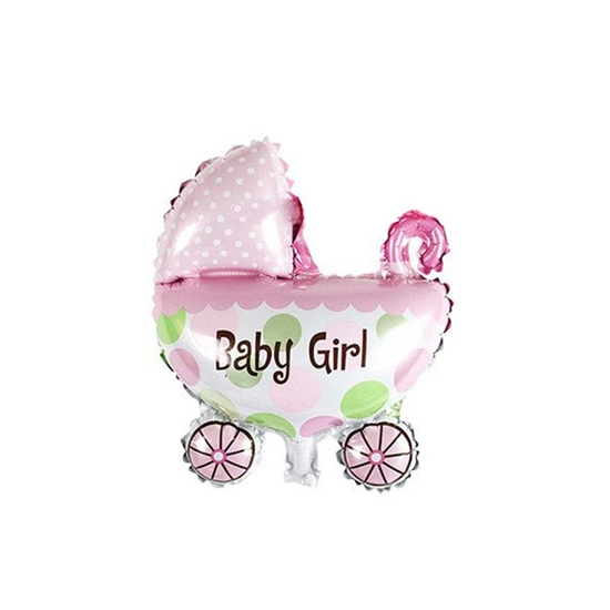 Picture of BABY GIRL  BALLOON 20*50CM