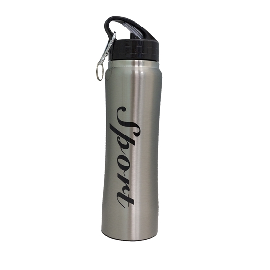 Picture of Thermos Stainless-Steel Vacuum Insulated Bottle - 750 ML- 26 x 8 CM
