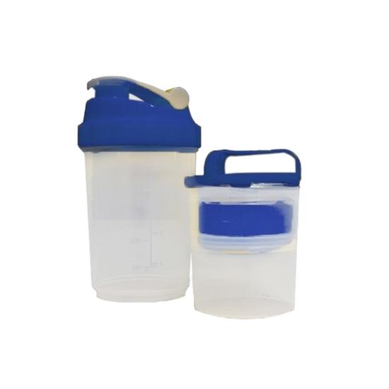 Picture of Plastic Shaker Bottle - 17 x 10 Cm
