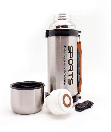 Picture of Steel vacuum flask - 29 x 12 Cm