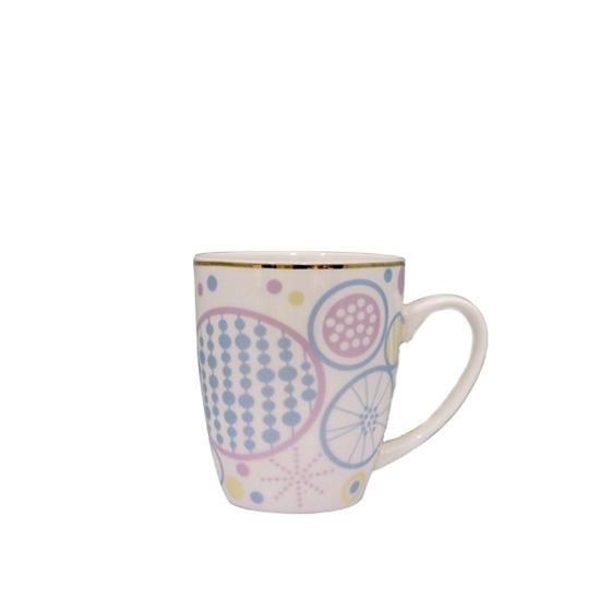 Picture of Colored Ceramic Mug - 10 x 8.5 Cm