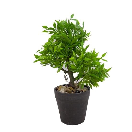 صورة نبات زينة اصطناعي -  قياس 25 × 7 سم